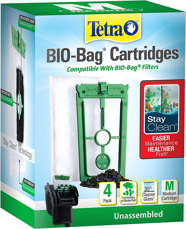 Tetra Filter Cartridges - StayClean Aquarium Filter Cartridge, Assembled, 1-pack