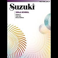Suzuki Viola School - Volume 5 (Revised): Viola Part book cover