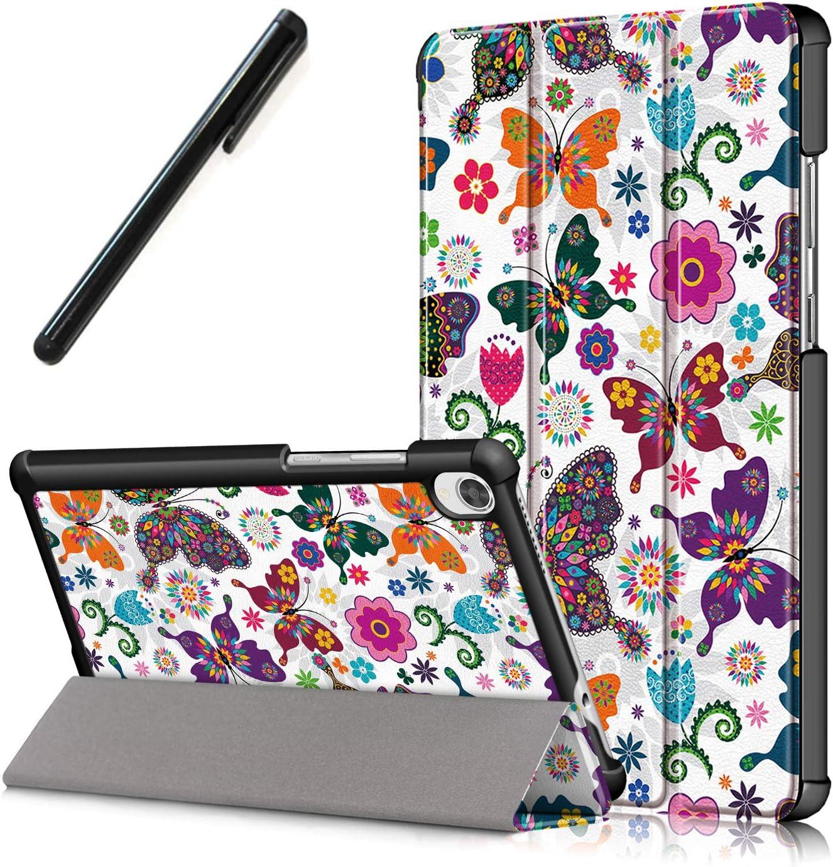 Dont Touch Me XTstore H/ülle f/ür Lenovo Tab M7 TB-7305F mit Stylus Stift Ultra Lightweight Slim PU Leder Tasche Schutzh/ülle Schale Smart Case mit Standfunktion f/ür Lenovo Tab M7 7 Zoll