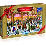 Gibsons Christmas Limited Edition 2012 Jigsaw Puzzle Christmas Shopping (1000 Pieces)