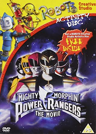 Mighty Morphin Power Rangers: the Movie [+ Robots Act. Disc] [Reino