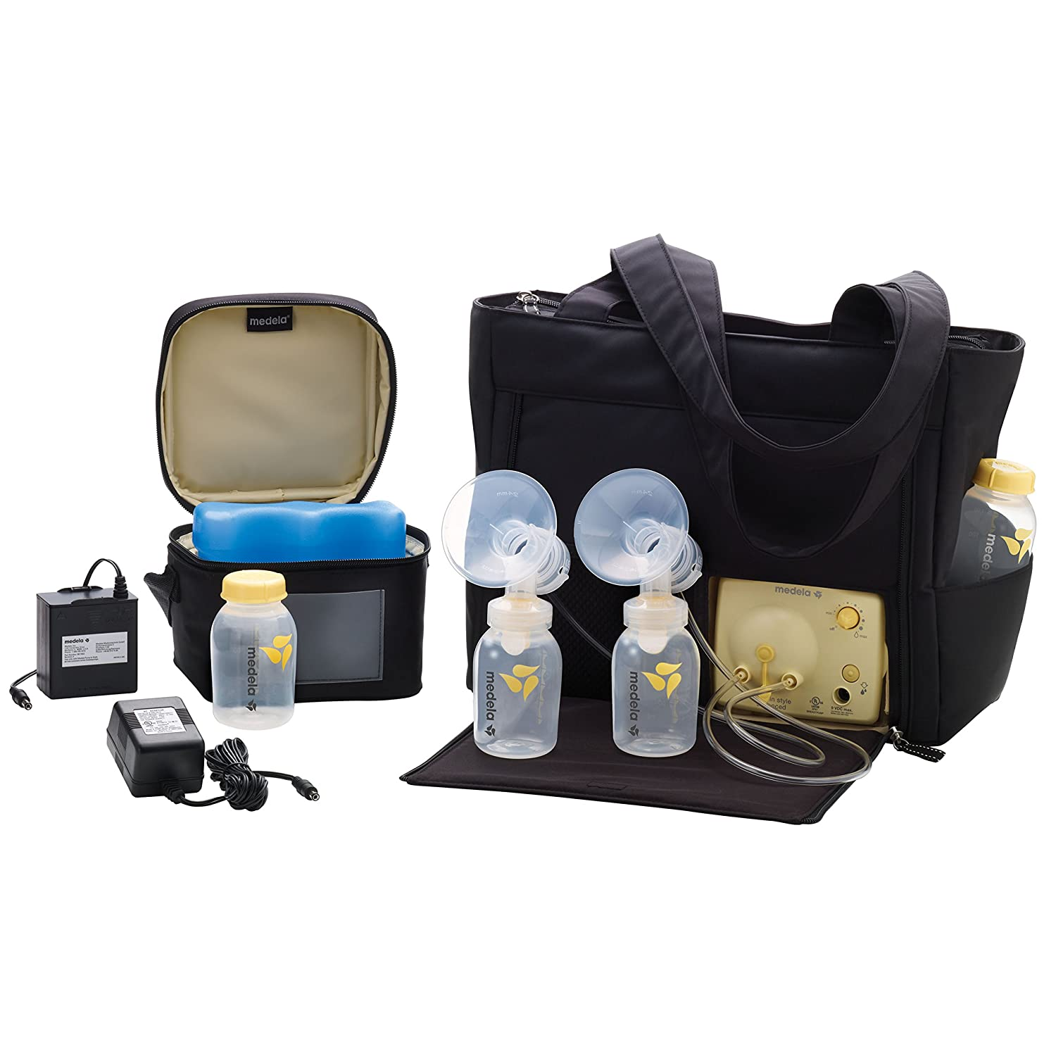 5d01284c7f9a Amazon.com  Medela Pump in Style Advanced with On the Go Tote ...
