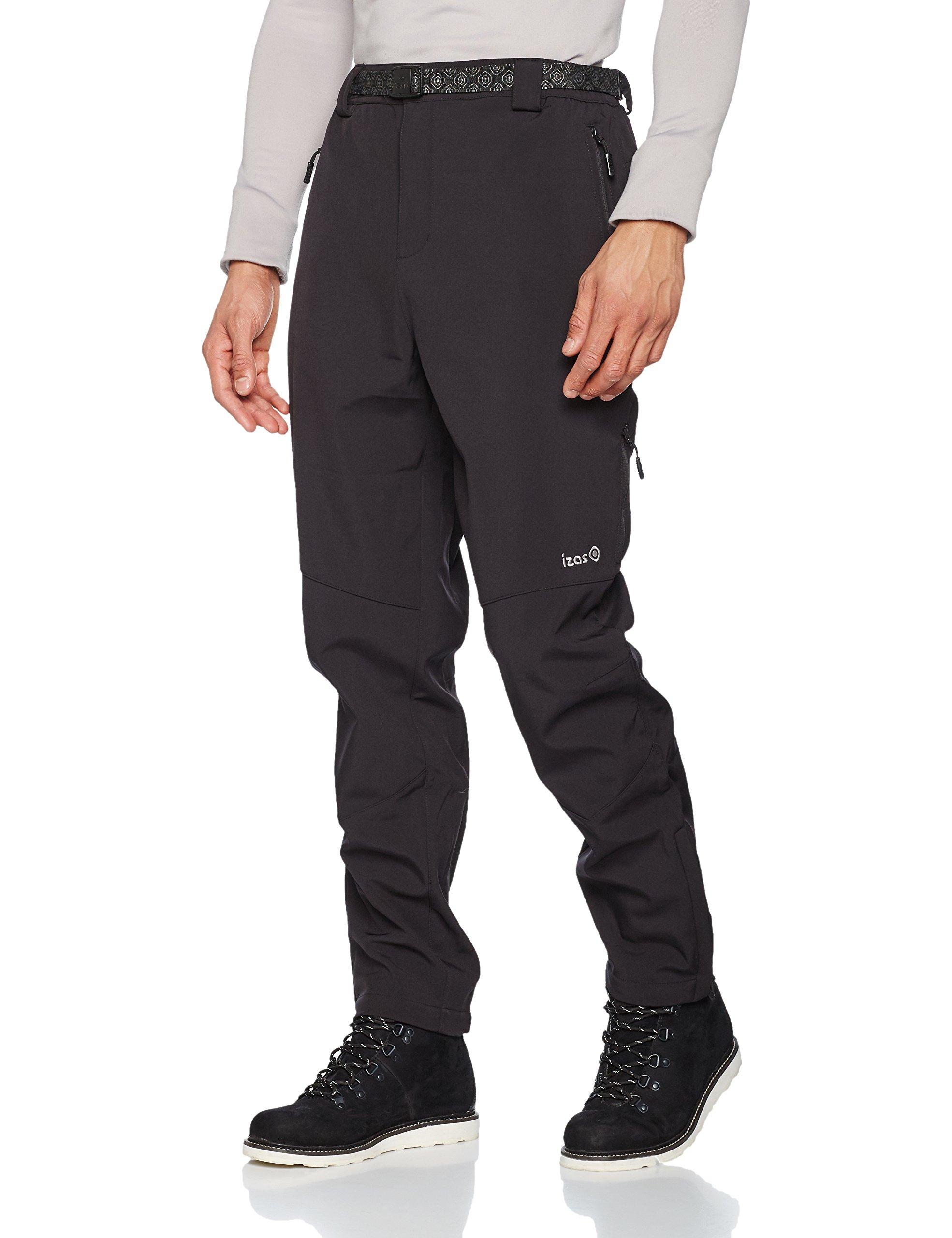 Izas Grouser Pantalón de montaña, Hombre, Negro, XXL product image