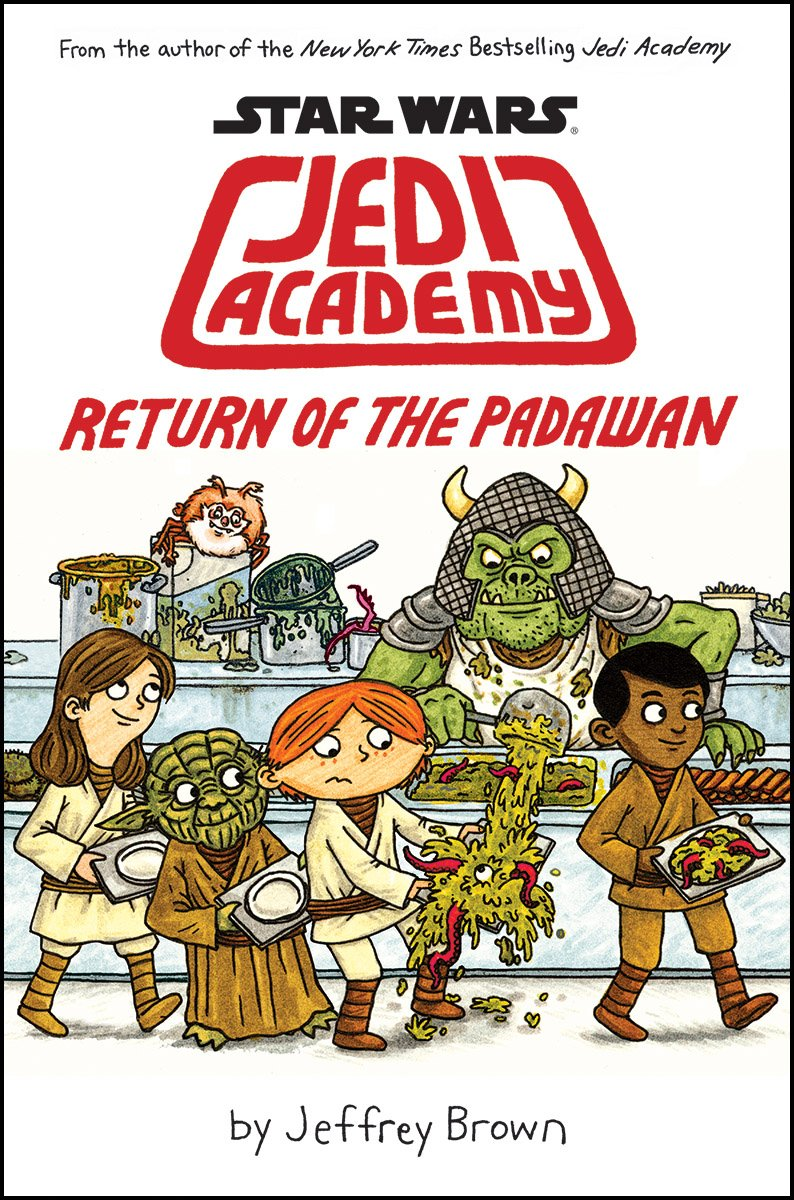 jedi academy books series