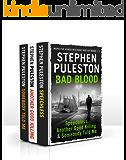 Bad Blood - Inspector Marco Series Box set Books 1-3
