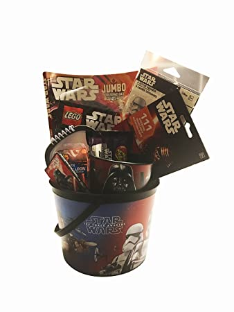 Amazon lego star wars gift basket perfect for easter get lego star wars gift basket perfect for easter get well birthday and negle Choice Image
