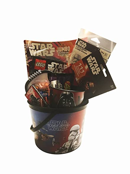Amazon lego star wars gift basket perfect for easter get lego star wars gift basket perfect for easter get well birthday and negle Gallery