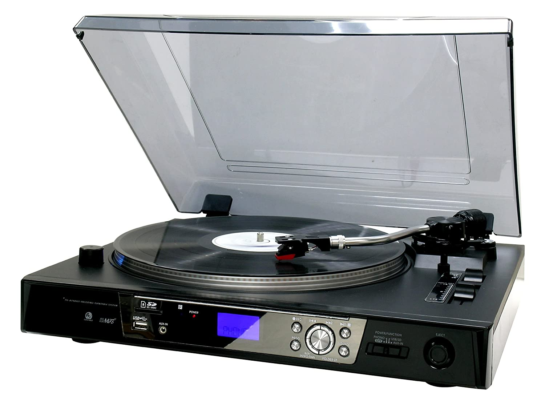 Reflexion TTL87UCE Tocadiscos semiautomático (función de, MP3, USB ...