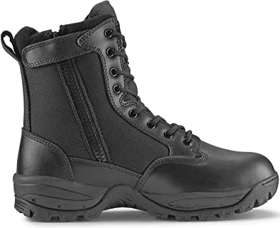 Amazon.com: Maelstrom Men's TAC FORCE 8 Inch Waterproof Military Tactical  Duty Work Boot with Zipper: Shoes