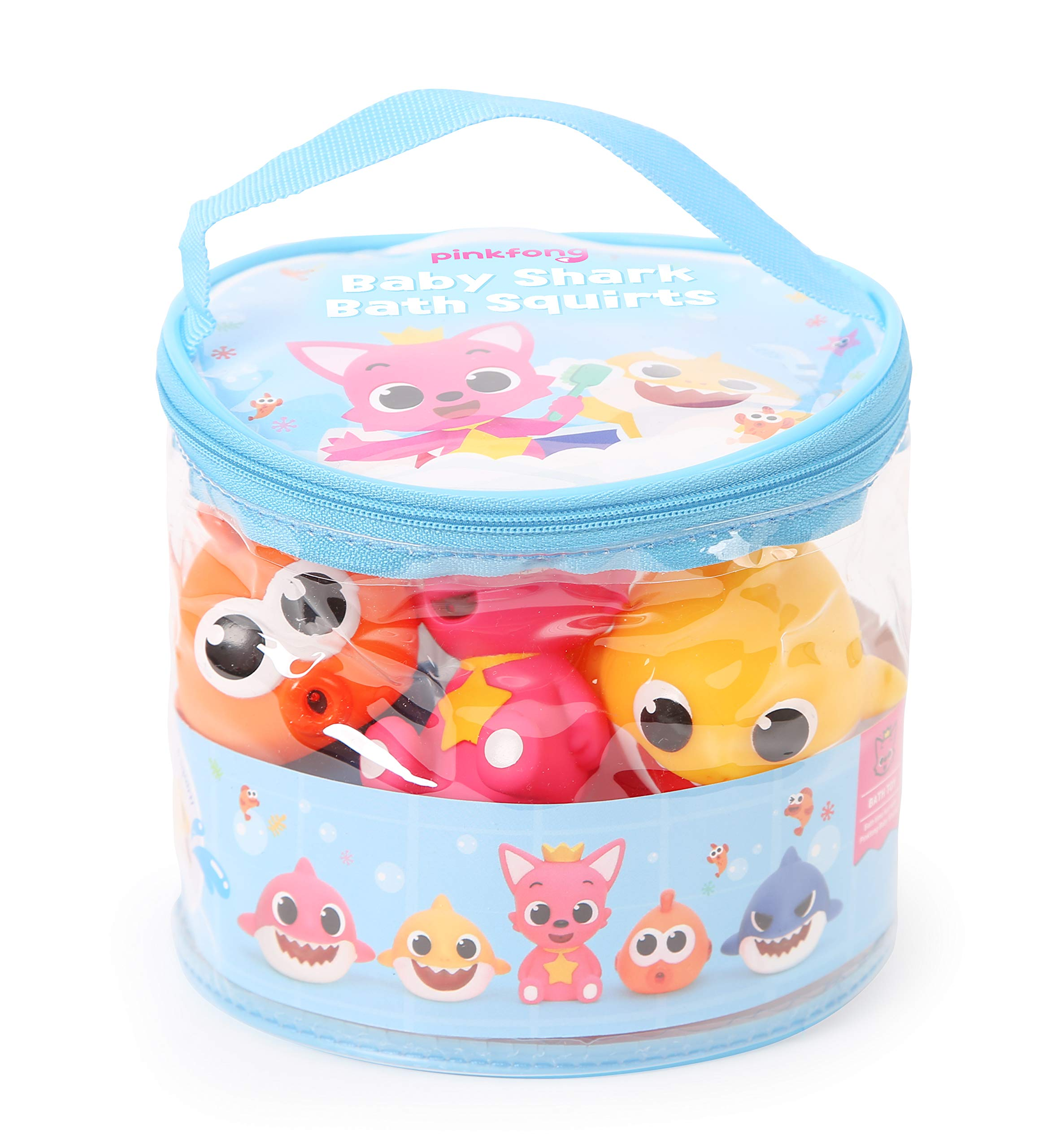 Pinkfong Baby Shark Bath Squirts