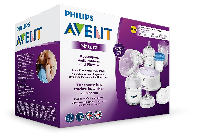Philips AVENT SCD223/00 - Extractor de leche (118 ml)