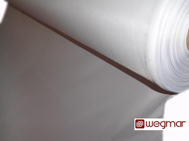 Beamerleinwand Präsentationsleinwand Projektionsleinwand Stoff 3 x 2 Meter Weiß