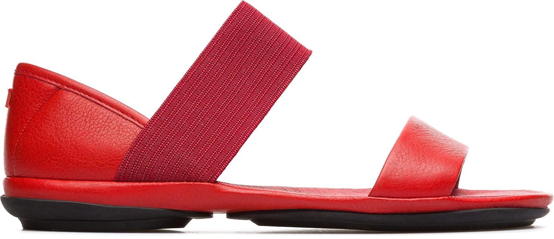 Rot CAMPER Right 21735-008 Damen Klassische Sandalen
