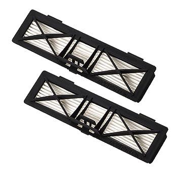 Neato 945-0215 Accesorio de Aspiradora sin bolsa filtro de rendimiento Botvac Series-Pack de 2: Amazon.es: Hogar