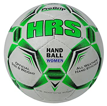 Horas Pro Grip mujeres resistente al agua pelota mano cosida a ...