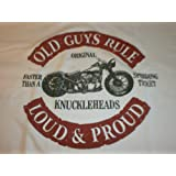 OLD GUYS RULE ORIGINAL KNUCKLEHEADS LOUD AND PROUD POCKET S/S T-SHIRT SIZE 3X