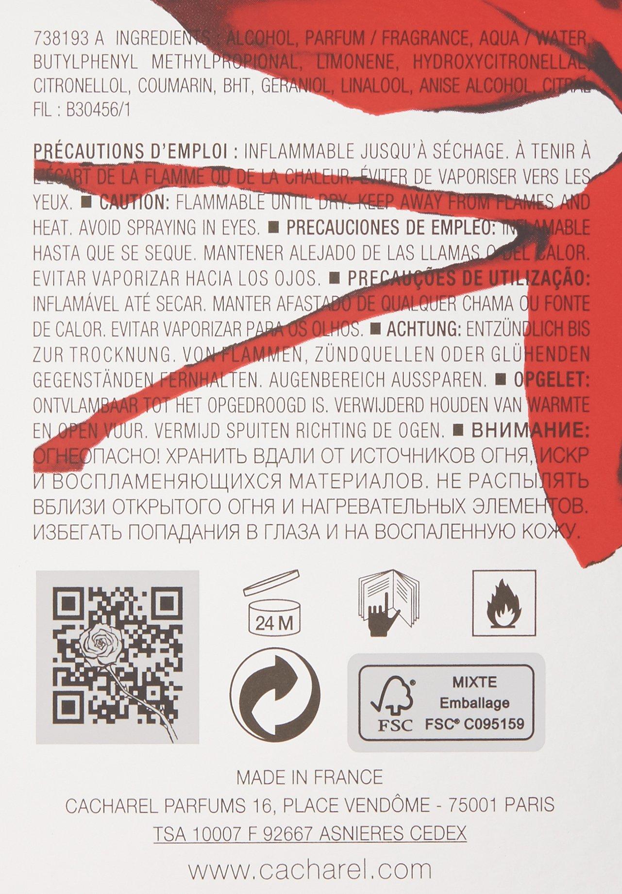Cacharel Amor Amor Eau de Toilette Spray, 3.4 Fl Oz by Cacharel (Image #2)