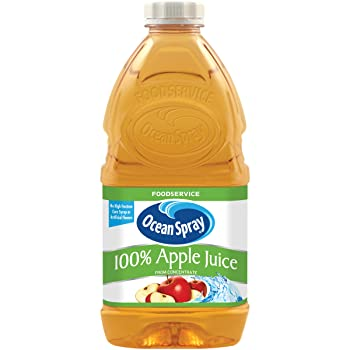 Ocean Spray Pure 100% Apple Juice