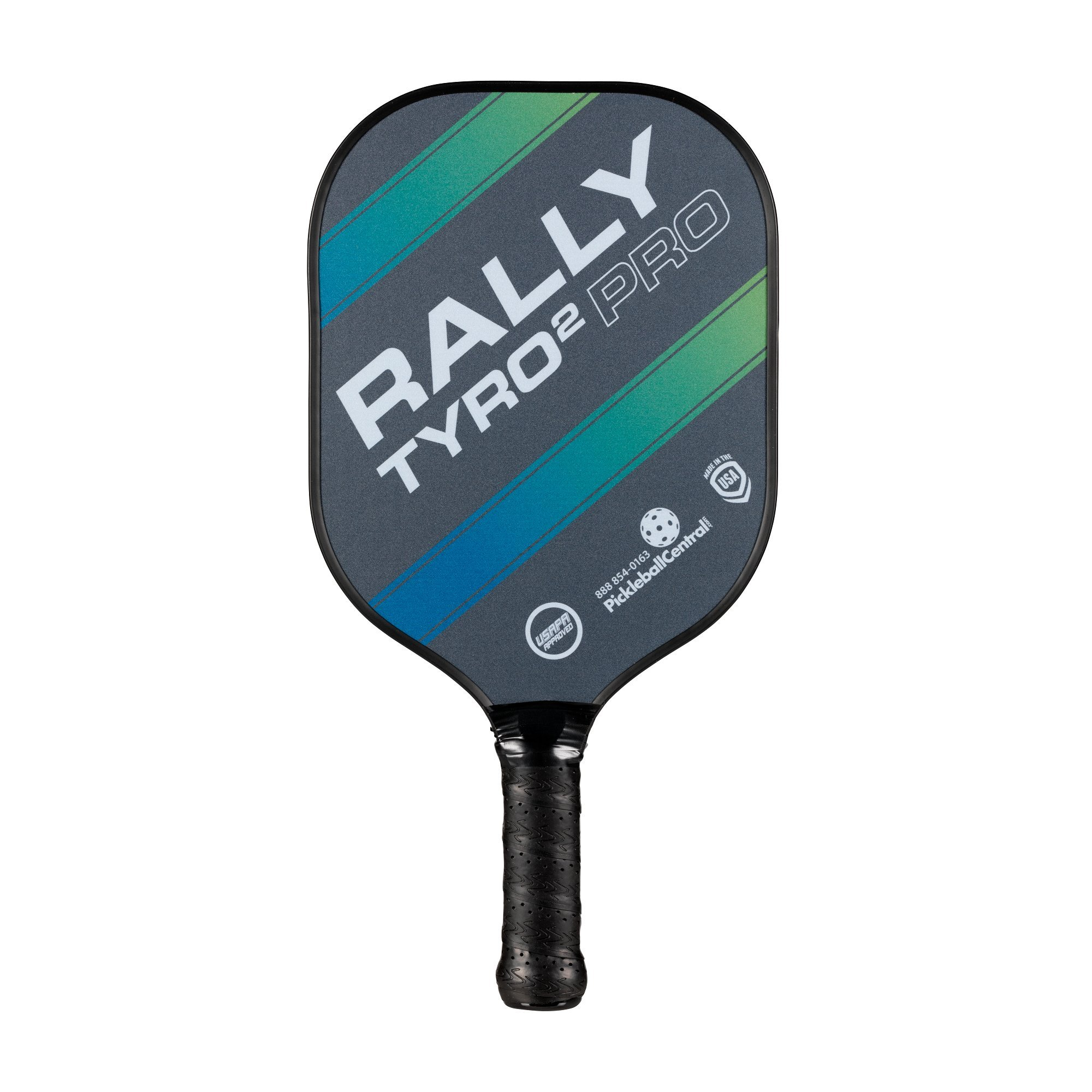 Rally Tyro 2 Pro Pickleball Paddle (Single Paddle - Ocean Blue) by PickleballCentral (Image #1)