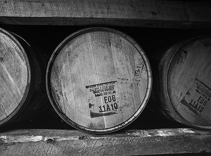 Amazon.com: Bourbon Barrel Fine Art Print | Maker\'s Mark | Bourbon ...