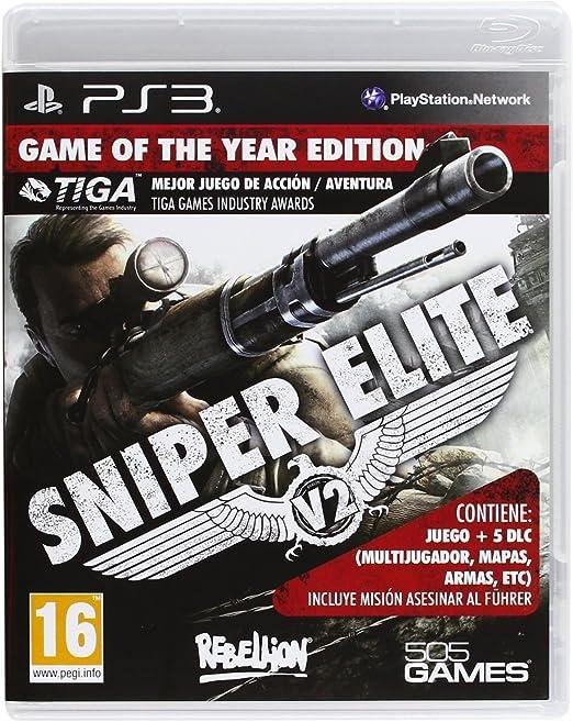 Sniper Elite V2 - Game Of The Year: Amazon.es: Videojuegos