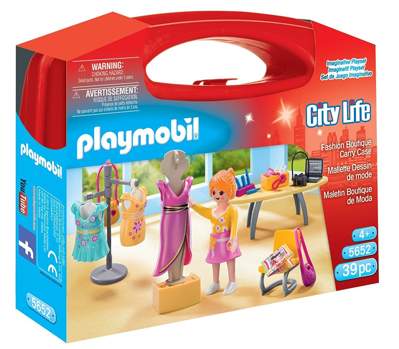 Playmobil - 5652 - Jeu - Valisette Styliste product image