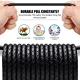 3Pack 10ft Charger Cord CABEPOW for Long 10 Foot