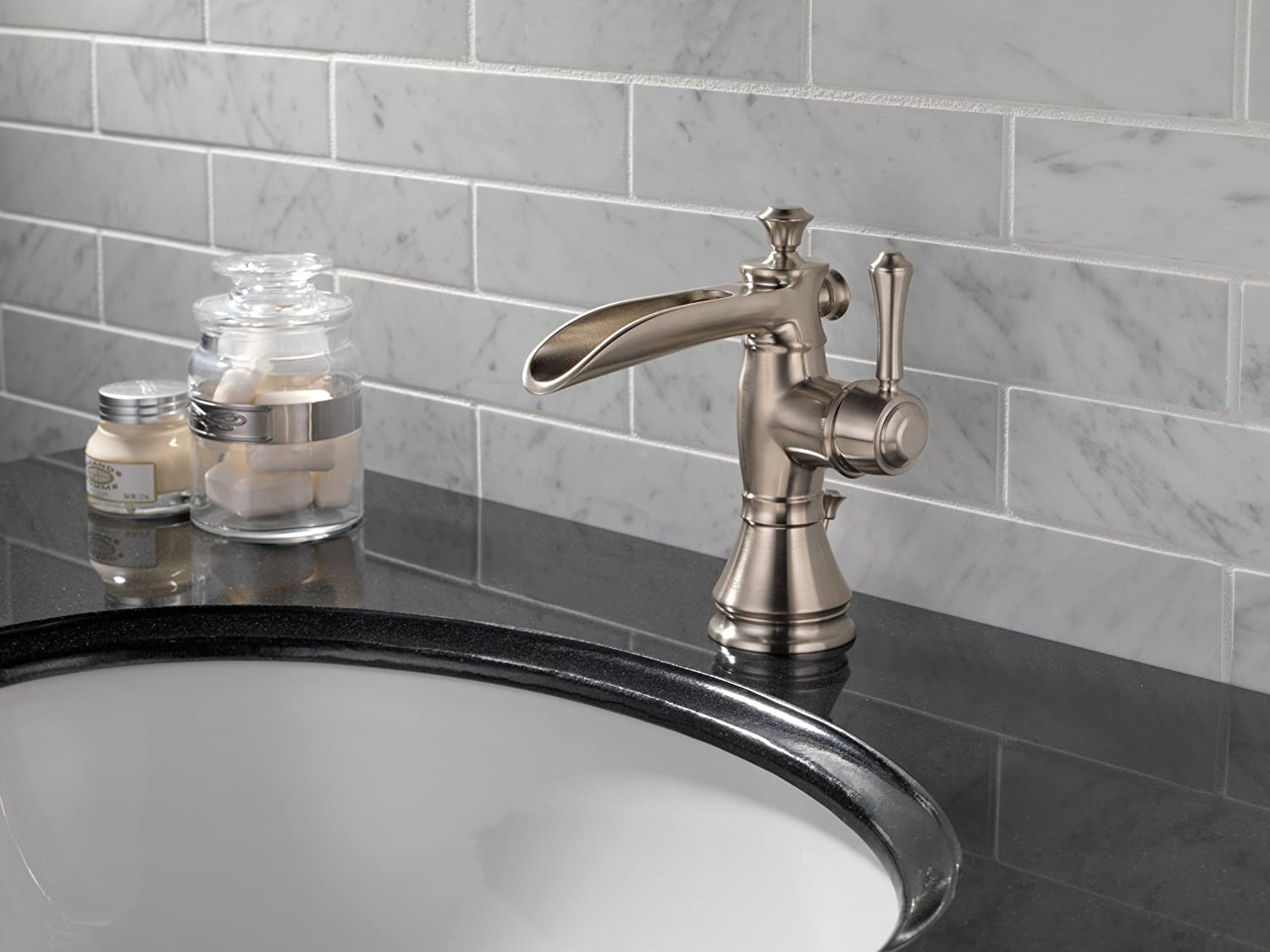 com victorian in drain pop with centerset bronze champagne delta running dst mpu faucet assembly faucets bathroom lifetime includes chrome up warranty