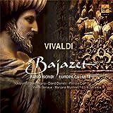 Vivaldi - Bajazet / D'Arcangelo, Daniels, Ciofi, Genaux, Mijanovic, Garanca, Europa Galante, Biondi [Includes Bonus DVD]