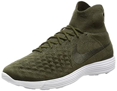 a22f3ac732bc Nike Men s Lunar Magista II FK Cargo Khaki Cargo Khaki Training Shoe 8 Men  US