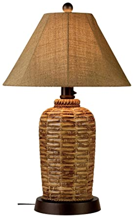 south pacific 45933 35 inch table lamp outdoor table lamps