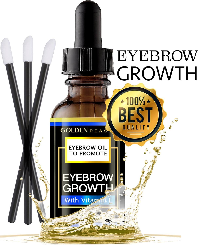 Amazon New Premium Eyebrow Growth Serum Advanced Natural