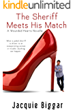 The Sheriff Meets His Match: Wounded Hearts- Book 4 (English Edition)