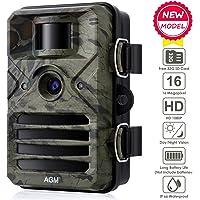 AGM Cámara de Caza, HD 16MP 1080P Trail