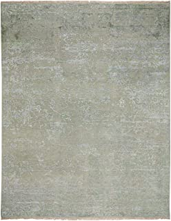 product image for Capel Rugs Makrana Sage x 12' 0 Rectangle Hand Knotted Rug