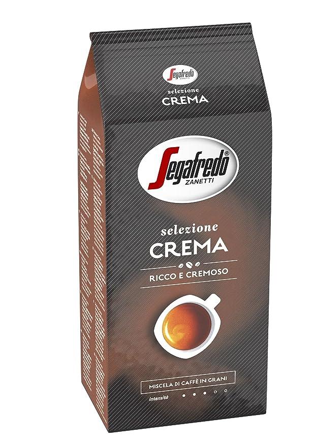 Segafredo Selezione Crema koffiebonen 1 kilo: Amazon.es: Alimentación y bebidas