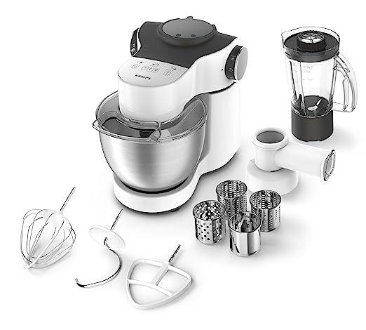 Krups ka2531 Robot de cocina Master Perfect Plus, 4 L, 700 W ...
