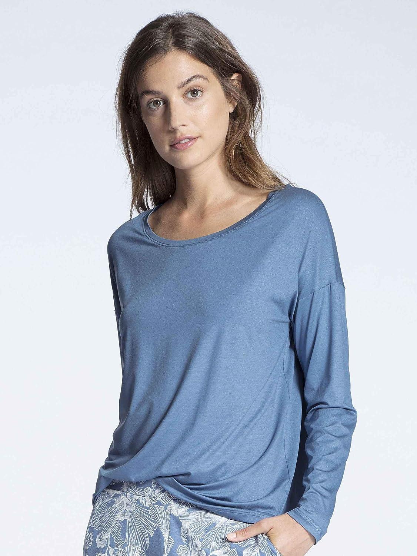 Calida Favourites Trend 1 Langarm-Shirt Damen