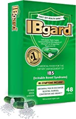 IBgard® for The Dietary Management of Irritable Bowel Syndrome (IBS) Symptoms