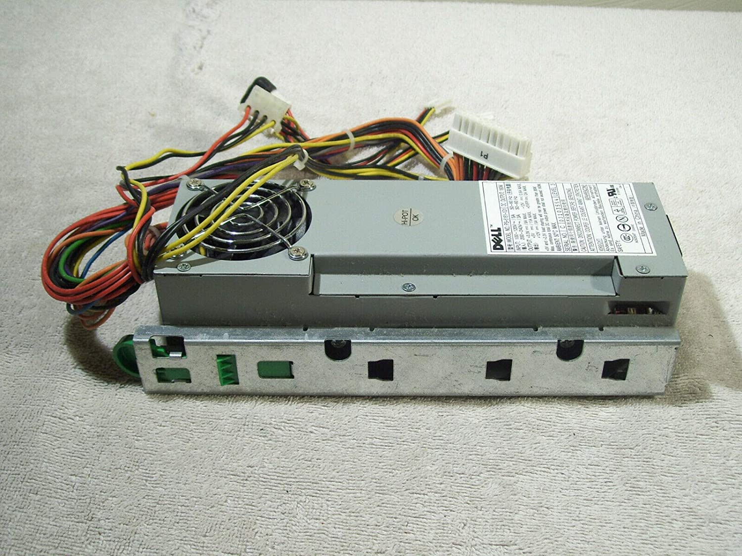 Genuine OEM DELL Optiplex GX150/240/260/270/50/60 Ultra/SFF PS-5161-1D1 Internal 160 Watts Max Peak Output IDE HDD Connector P2171 3Y147 P0813 Performance Wire Harness Power Supply Unit 3N200