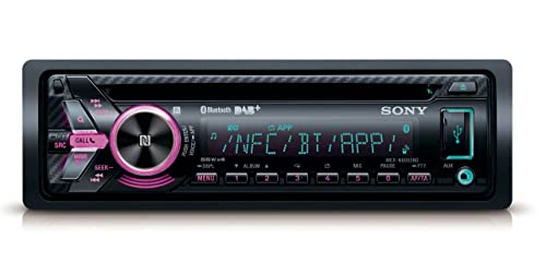 pioneer deh x7800dab cd tuner with bluetooth. Black Bedroom Furniture Sets. Home Design Ideas