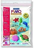 Staedtler Fimo Accessoires - Polybag 1 Moule 8 Motifs Animaux de mer 6 x 4 cm