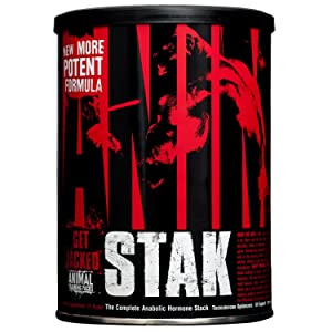 Animal Stak Natural Hormone Booster Supplement