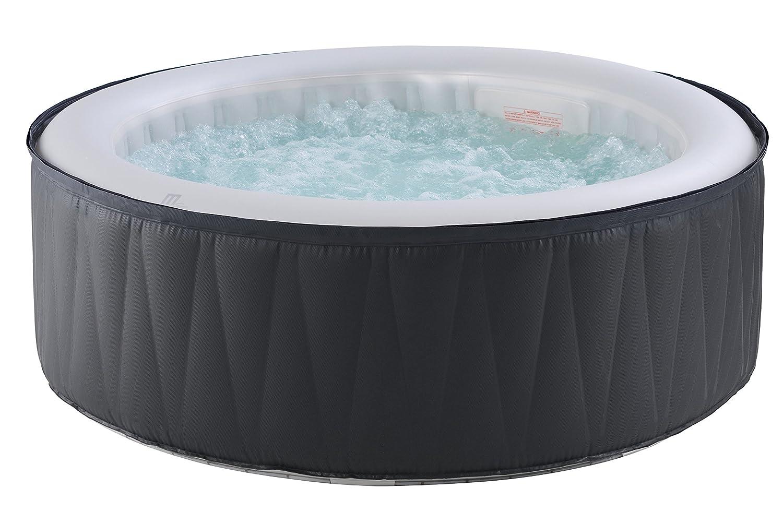 Amazon.com: M-SPA MSpa Delight Aurora Bubble Hot Tub, 4 ...
