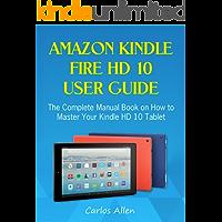 kindle fire hd 10 manual