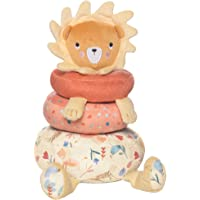 Manhattan Toy Safari Lion Stuffed Animal Baby Stacking Toy