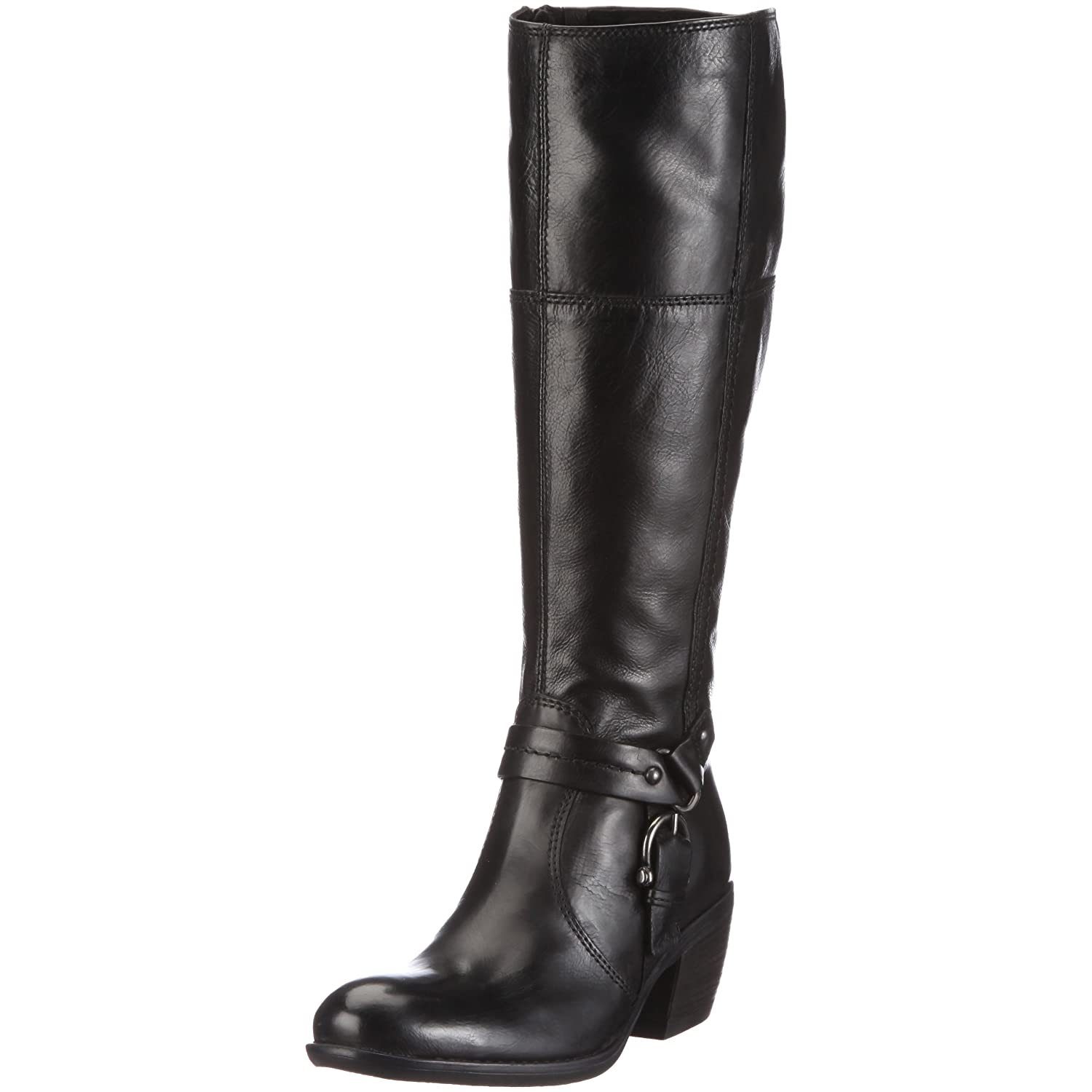 Clarks Womens Mascapone Mix Boots Black Leather 9 UK: Amazon.co.uk: Shoes &  Bags