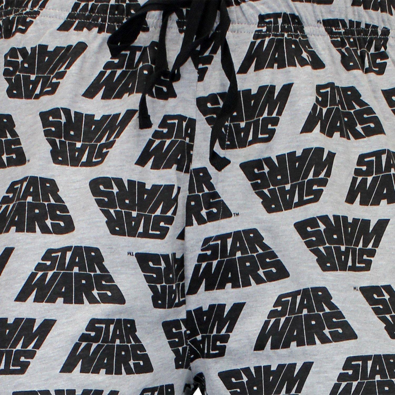 Star Wars - pantalones del pijama para Hombre - La Guerra de las Galaxias: Amazon.es: Ropa y accesorios