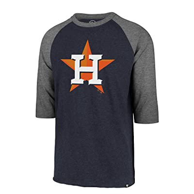 '47 Men's Houston Astros MLB Raglan Shirt at Amazon Men's Clothing store
