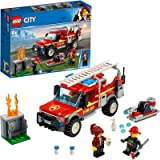 レゴ(LEGO) シティ 特急消防車 60231 おもちゃ ブロック